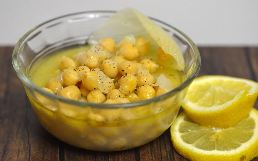 Revithia (Garbanzo Bean Soup)
