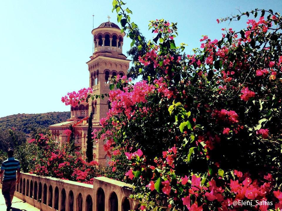 Holy Trinity Monastery, Aegina