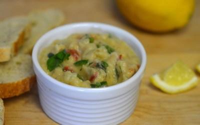 Melitzanosalata (Eggplant Salad)