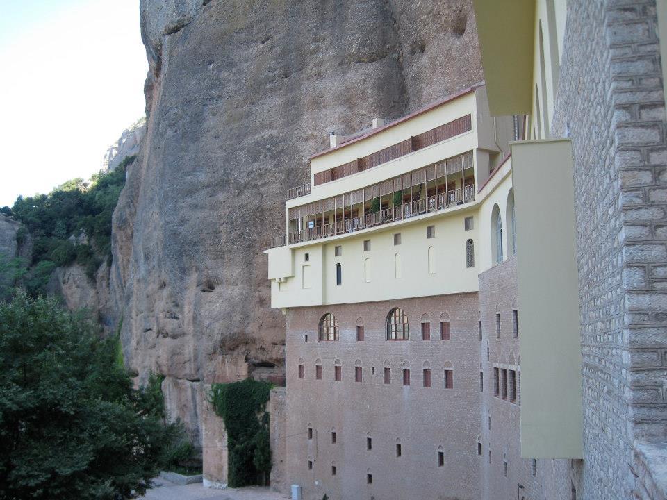 Agia Lavra and Mega Spileo Monastery