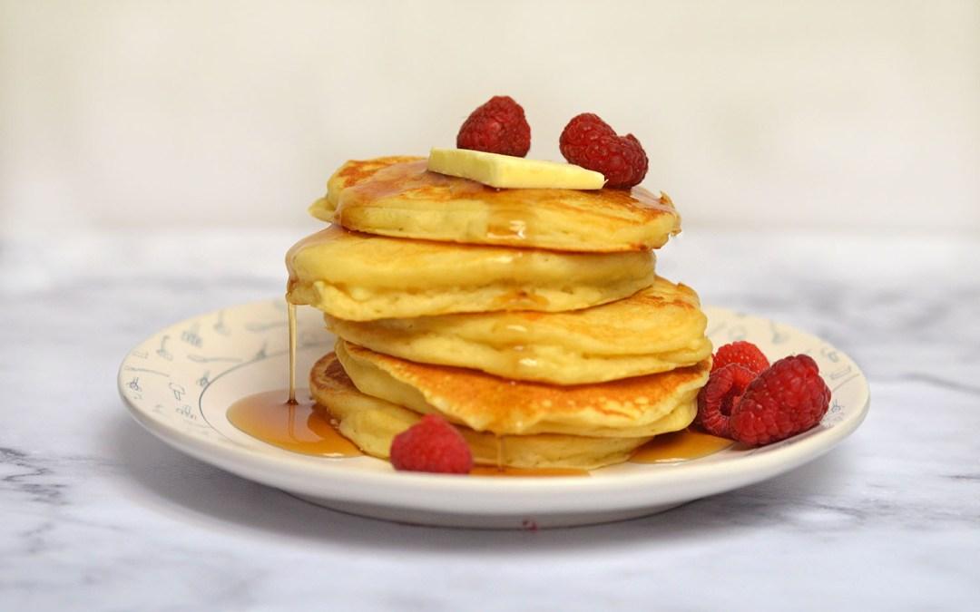 Mizithra Pancakes