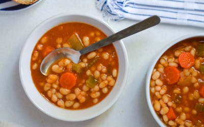 Fasolada (Greek Bean Soup)