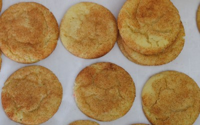 Mom's Snickerdoodle Cookies