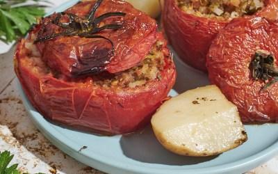 Tomato Yemista