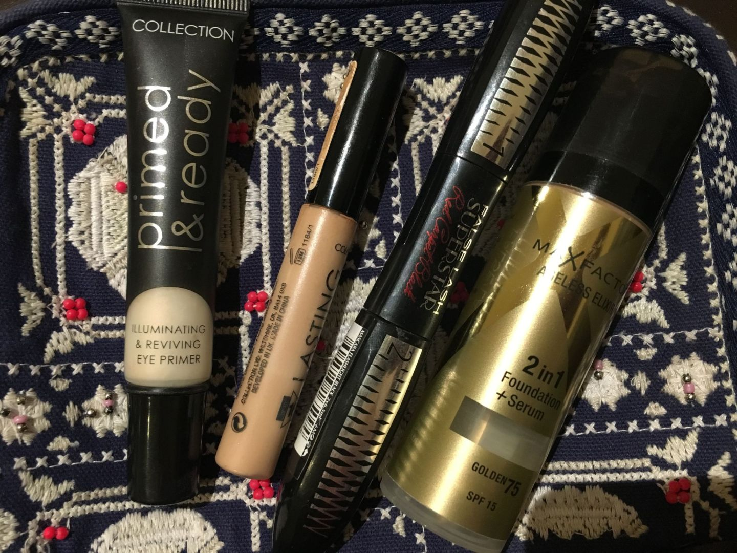 Drugstore Beauty Stars on a Budget