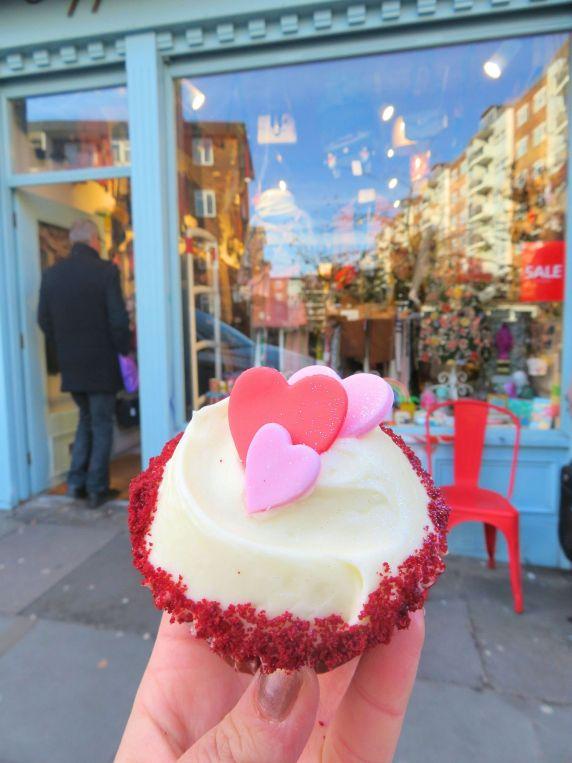 London Hummingbird Bakery