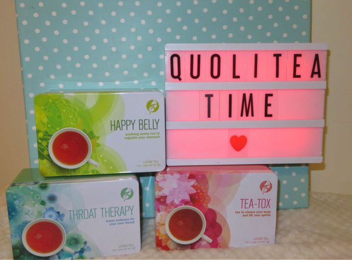 Adagio Teas Body and Soul Collection