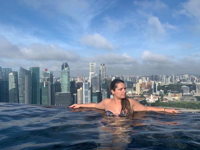 The Marina Bay Sands Experience in Singapore
