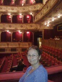 U pozorištu