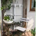 Alte Holzleiter Im Garten Dekorieren Einzigartig Fenster Im Garten Dekorieren Garten Anlegen