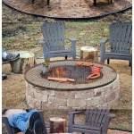 Feuerstelle Garten Selber Bauen Schon 45 Fire Pit Ideas And Designs For Your Backyard Gardenideas Garten Anlegen