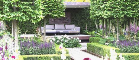 Gartengestaltung Kleine Gärten Ohne Rasen Das Beste Von ...