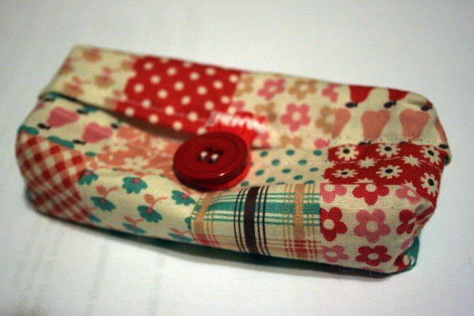 DIY Taschentüchertasche
