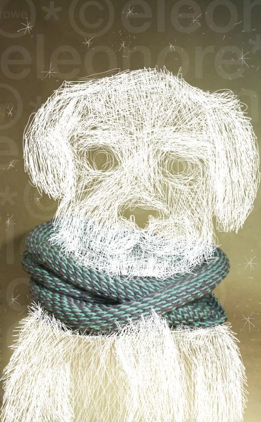eleonore_rowe_scarf_dog