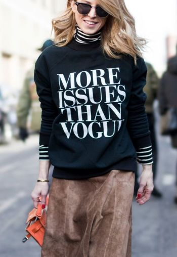 More issues than Vogue - Photos: Asia Typek of edited-by - stylecaster.com
