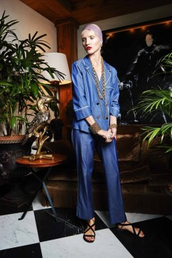 For Restless Sleepers pyjama de jour par Francesca Ruffini - vogue.fr