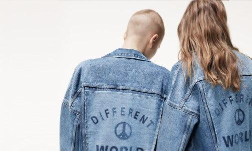 """Zara collection """"I am denim"""" - zara.com"""