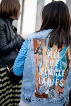 Paris Fashion Week Street Style [Photo by Kuba Dabrowski] - wwd.com