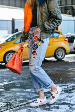 Tommy Ton Shoots the Best Street Style at the Fall '15 Shows - Gallery - blacksapes.com