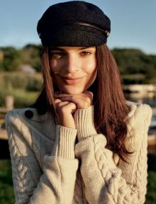 Emily Ratajkowski - Photographed by Theo Wenner - Vogue November 2015 - vogue.com