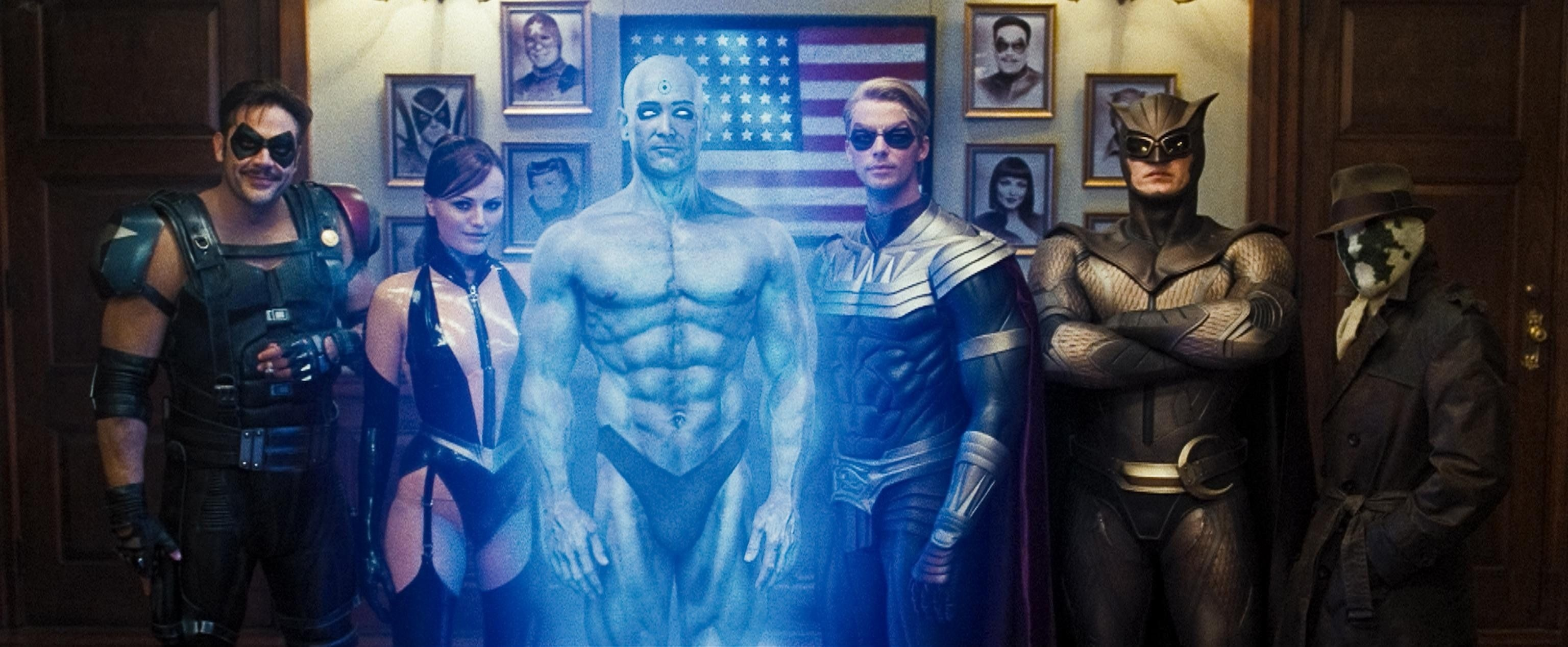 Watchmen lineup