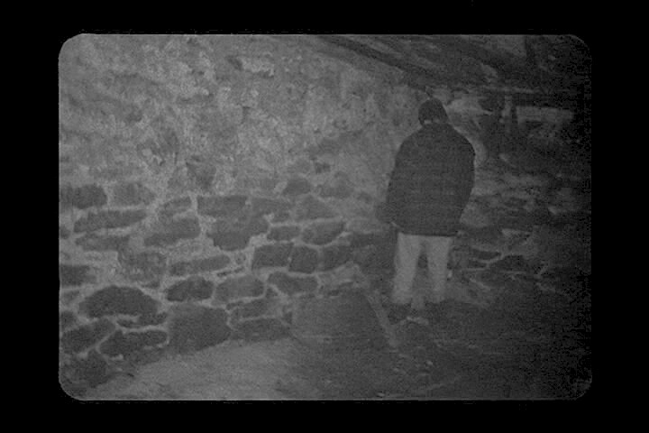 The Blair Witch, or a drunken pissing frat guy?