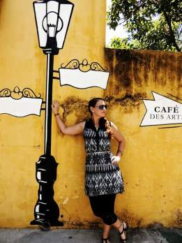 Cafe des Arts, Pondicherry