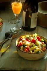 Instant pot recipe - Greek pasta salad