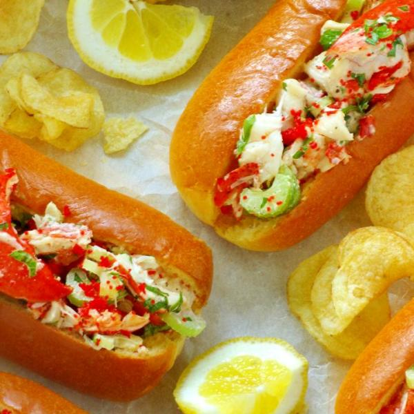 best homemade Lobster roll