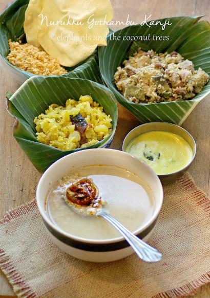 Thumbnail for Nurukku Gothambu Kanji / Broken Wheat Porridge