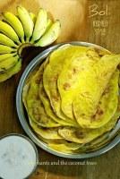 Boli Kerala Style / Puran poli / Kerala sadya recipe. Kerala Sadhya recipes