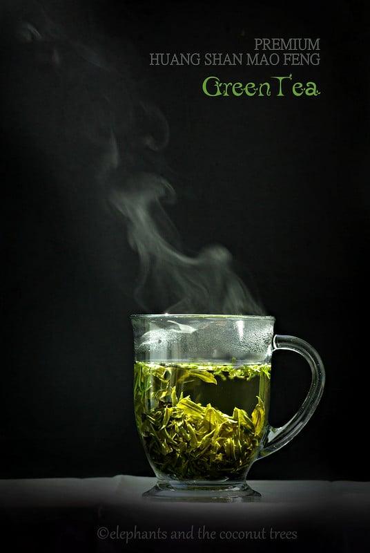 Chinese tea sampling / Teavivre