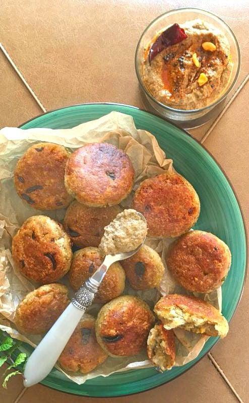kele ka kabab / plantain kabab,Easy Diwali sweets