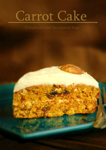 Thumbnail for Carrot Cake with Coconut and Raisins