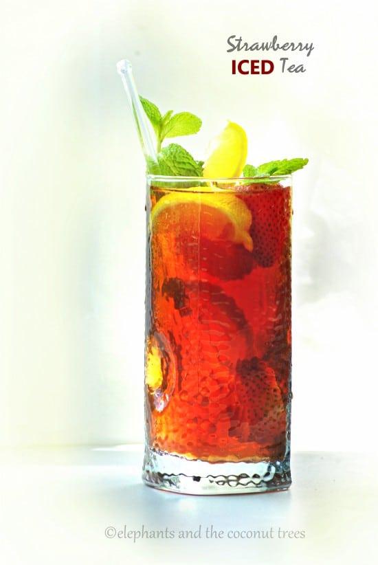 beverages / iced tea