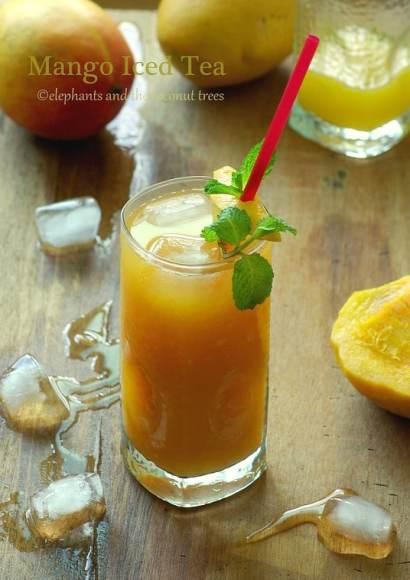 Thumbnail for Mango Iced Tea