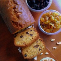 Christmas Fruit cake / Kerala Plum cake (alcohol free) / Instant fruit cake