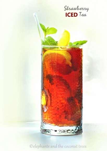 Thumbnail for Strawberry Iced Tea