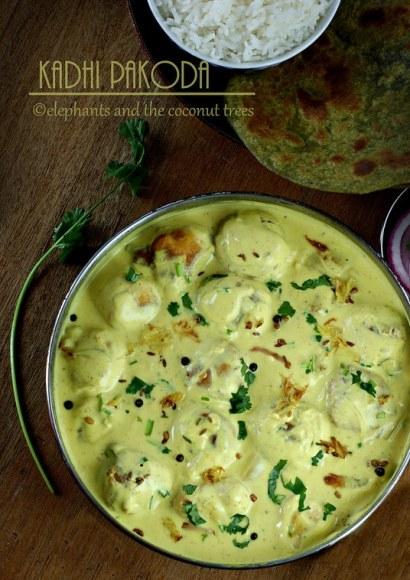 Thumbnail for Punjabi Kadhi pakoda /Punjabi recipes