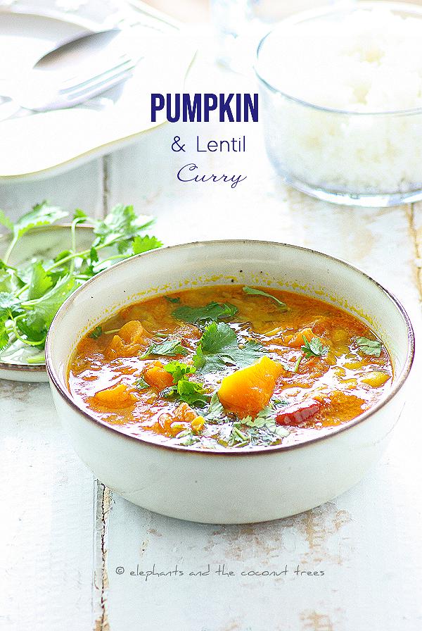 best pumpkin curry
