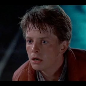 21 October 2015 Celebrations Abound on the Iconic Date Marty McFly Visited When He Went Back to the Future