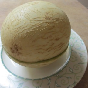 Best Kept Secret : Choose a Sweet  Honeydew Melon Every Time, Just Let the Bees Show You How