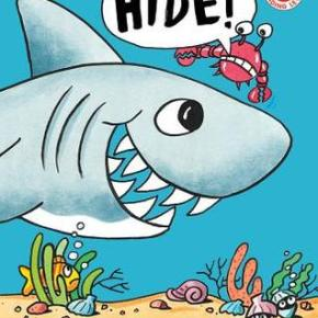 Hide! by Steve Henry Holds a Colossal Surprise : Children's Picture Book Review & More
