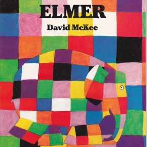 Elmer by David McKee :  Children's Picture Book Review & Video Read by the UK Author / Illustrator of the Beloved Series, Elmer the Patchwork Elephant