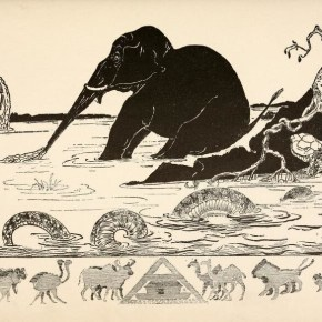 Children's Classic, Unabridged: THE ELEPHANT'S CHILD or How the Elephant Got Its Trunk from JUST SO STORIES by Rudyard Kipling: Part 1