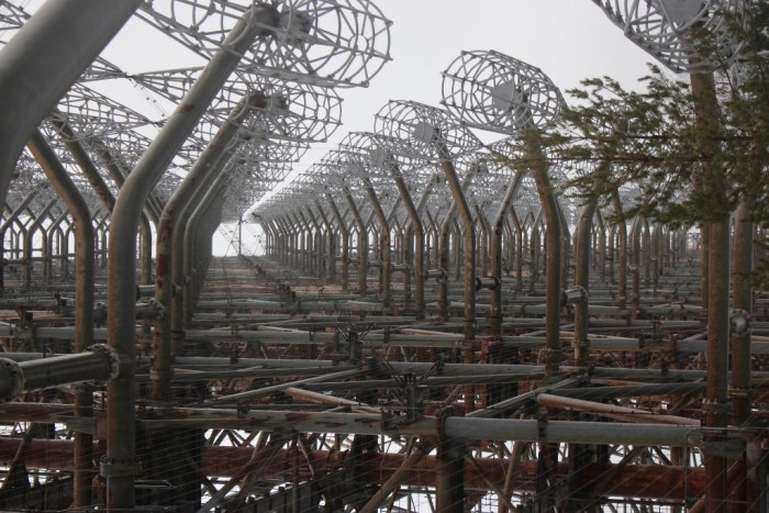 """Duga radar station within the Chernobyl Exclusion Zone, Ukraine (09)"" by Alexander Blecher"