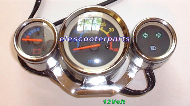 Wire Key Ignition Switch Super Pocket Electric Bike Atv Mini Chopper