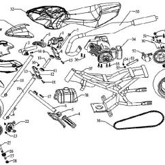 Lifan 110cc Wiring Diagram Gibson Diagrams Service Schematics Gas And Electric Scooters,two Cycle/four Cycle Engine Parts Owners Manuals