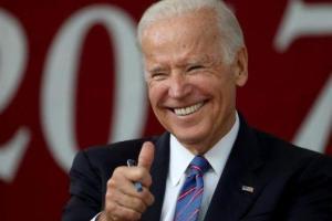 Exvicepresidente Joe Biden anuncia su candidatura a la presidencia de EE.UU.