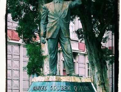Reseña Biográfica de Daniel Oduber Quirós